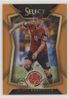 James Rodriguez (Ball Back Photo Variation) #/149