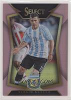 Sergio Aguero (Base) #/20