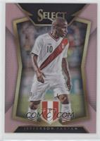 Jefferson Farfan (Base) #/20