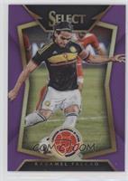 Radamel Falcao (Ball Back Photo Variation) #/99