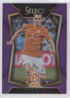 Stefan de Vrij (Ball Back Photo Variation) #/99