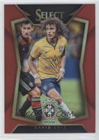 David Luiz (Ball Back Photo Variation) #/199
