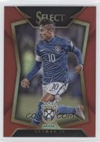 Neymar Jr (Ball Back Photo Variation) #/199