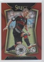 Bastian Schweinsteiger (Ball Back Photo Variation) #/199