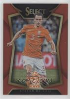 Stefan de Vrij (Ball Back Photo Variation) #/199
