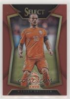 Wesley Sneijder (Ball Back Photo Variation) #/199