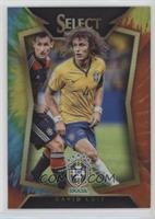 David Luiz (Ball Back Photo Variation) #/30