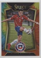 Alexis Sanchez (Ball Back Photo Variation) #/30
