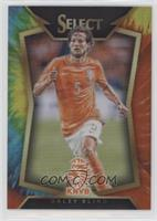 Daley Blind (Ball Back Photo Variation) #/30