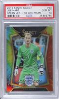 Joe Hart (Base) /30 [PSA 10 GEM MT]