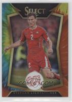 Stephan Lichtsteiner (Ball Back Photo Variation) #/30