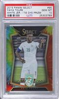 Yaya Toure (Base) /30 [PSA 10]