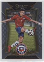 Alexis Sanchez (Ball Back Photo Variation)
