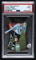 Lionel Messi (Base) [PSA 9 MINT]