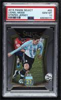 Lionel Messi (Base) [PSA10GEMMT]