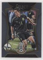 Javier Hernandez (Ball Back Photo Variation)