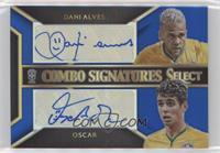 Dani Alves, Oscar #/10
