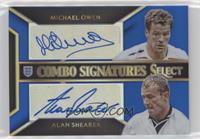 Michael Owen, Alan Shearer /10