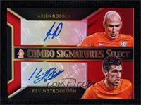 Arjen Robben, Kevin Strootman #/5