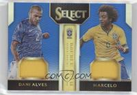 Dani Alves, Marcelo #/99