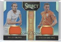 Daley Blind, Stefan de Vrij #/99