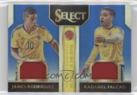 James Rodriguez, Radamel Falcao #/99