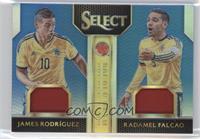 James Rodriguez, Radamel Falcao #/99