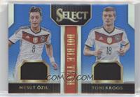 Mesut Ozil, Toni Kroos #/99