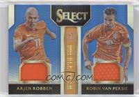 Arjen Robben, Robin van Persie #/99