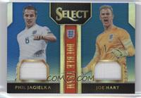 Phil Jagielka, Joe Hart /99