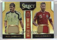 Sergio Ramos, Iker Casillas /10