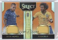 Dani Alves, Marcelo #/149