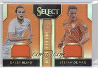 Daley Blind, Stefan de Vrij #/149