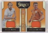 Daley Blind, Stefan de Vrij #/149