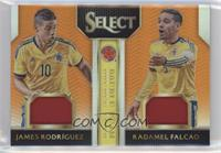 James Rodriguez, Radamel Falcao #/149