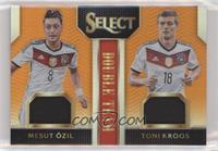 Mesut Ozil, Toni Kroos #/149