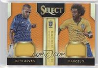 Dani Alves, Marcelo /149