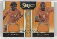 Gervinho, Yaya Toure /149