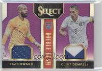 Clint Dempsey, Tim Howard /20