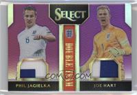 Phil Jagielka, Joe Hart /25