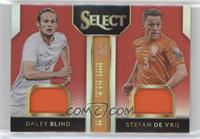 Daley Blind, Stefan de Vrij #/49