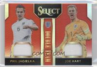 Joe Hart, Phil Jagielka /49