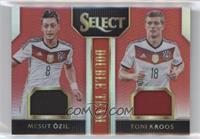 Mesut Ozil, Toni Kroos /49