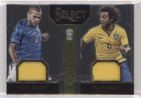 Dani Alves, Marcelo #/199