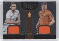 Daley Blind, Stefan de Vrij #/199