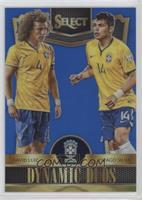David Luiz, Thiago Silva /299