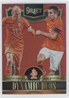 Arjen Robben, Robin van Persie /199