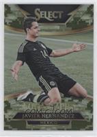 Javier Hernandez #/249