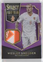 Wesley Sneijder #/25