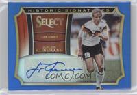 Jurgen Klinsmann /25